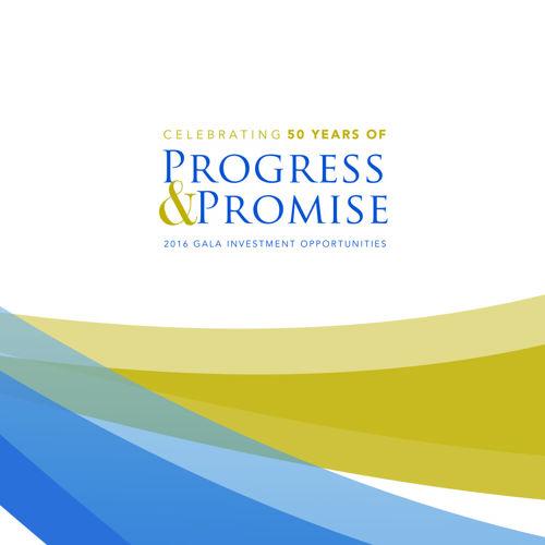 Celebrating 50 Years of Progress & Promise