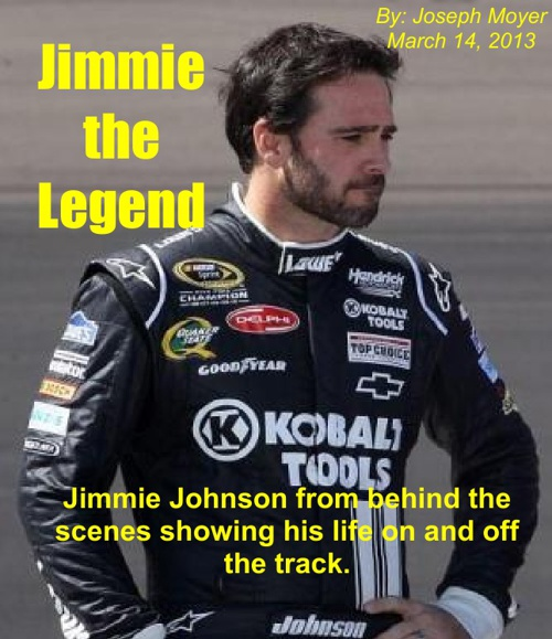 Jimmy The Legend