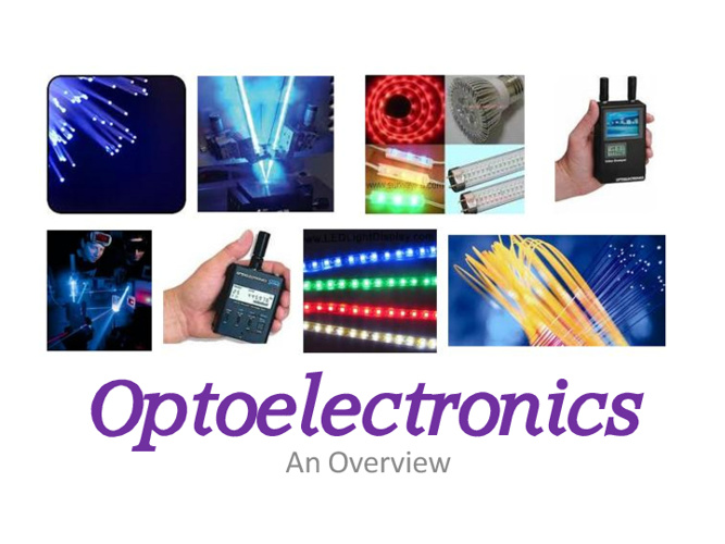 Optoelectronics | An overview