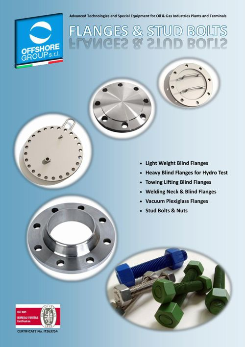 Offshore Group - Flanges