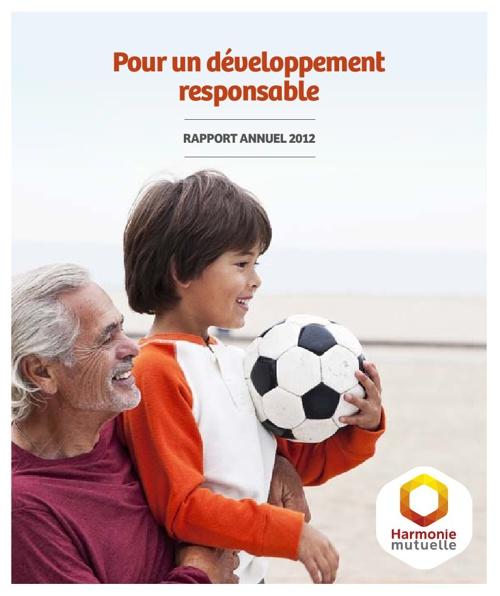 Pour un développement responsable (Rapport annuel 2012)