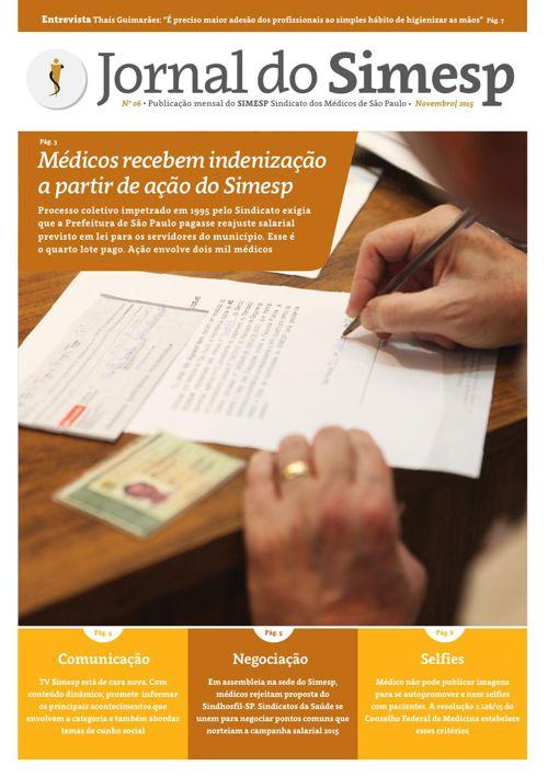 Jornal do Simesp_Novembro_2015