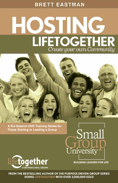 Hosting Lifetogether: Creating Your Own Community