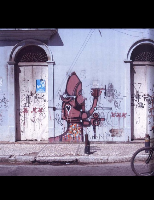 Revistas/libros de Graffitis Nº2