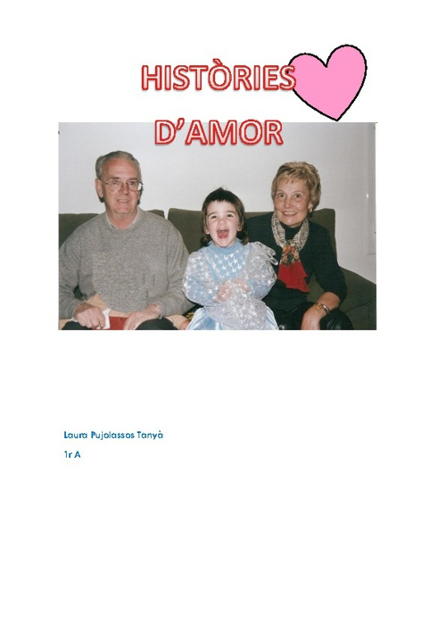 HISTÒRIES D'AMOR