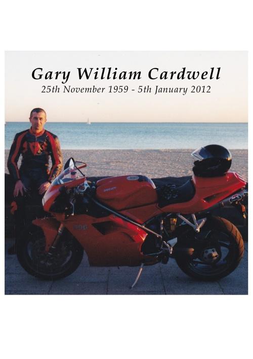 Gary Cardwell