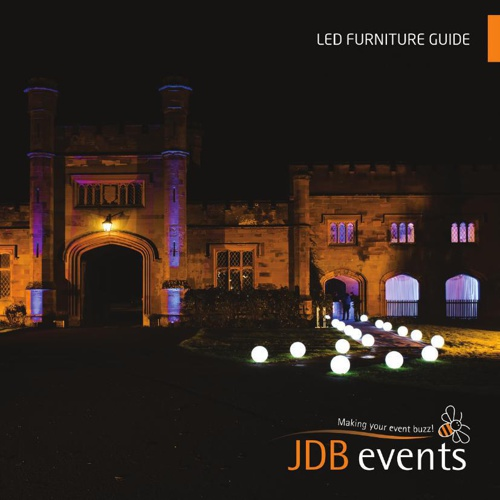 JDB-Events-LED- Furniture-Brochure