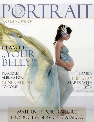BONAIRE maternity photography