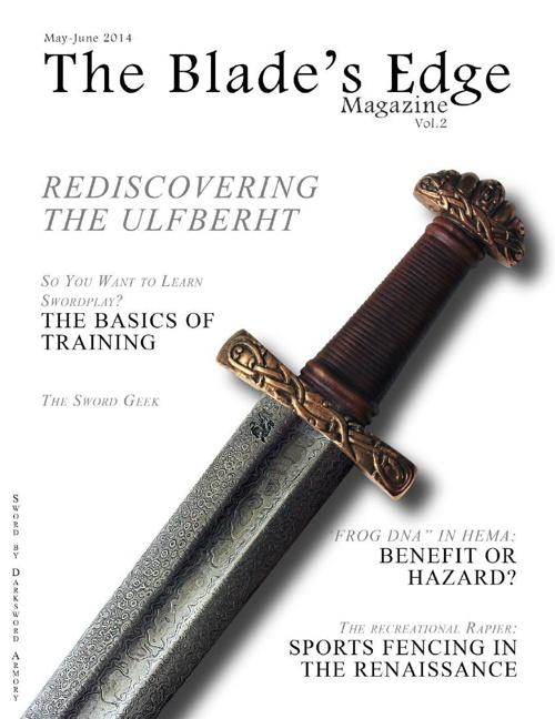 Blade's Edge Magazine - Vol 2. May - June 2014