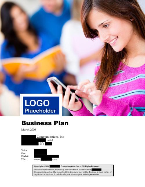 Telecom Business Plan