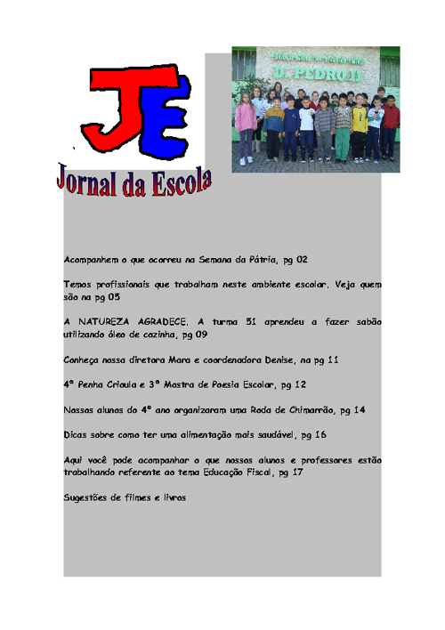 jornal 2ª edição