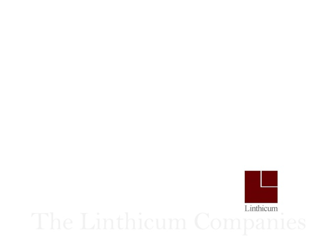 Linthicum Custom Environments