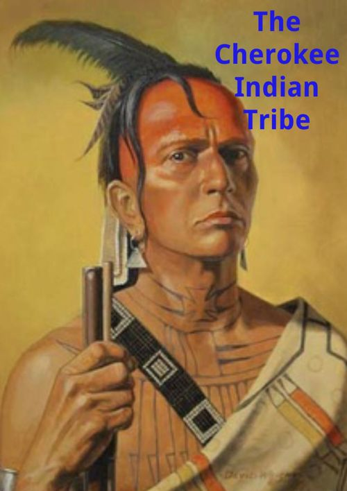 guide to Cherokee indians