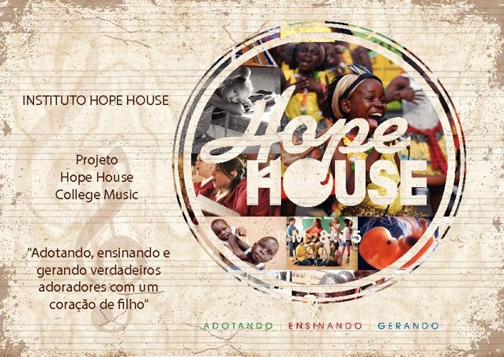 Apresentação Instituto Hope House 2013