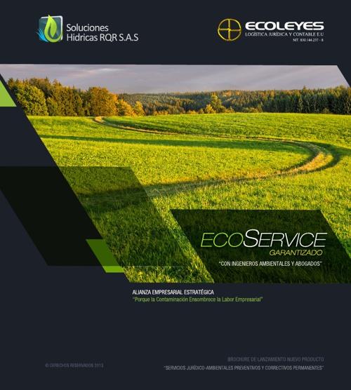Brochure Servicios Jurídico-Ambientales Preventivos y Correctivo