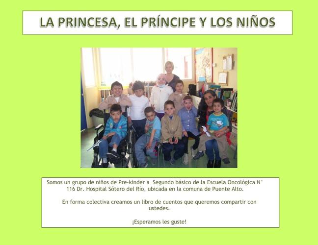 La Princesa, el Príncipe y los Niños