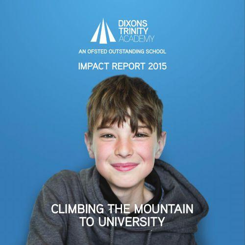 DTA IMPACT REPORT 2015