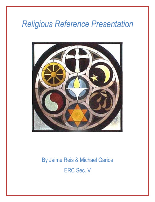 Religious Reference Flip