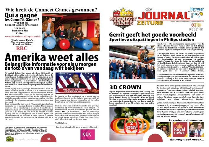 Royal Reecink Journaal