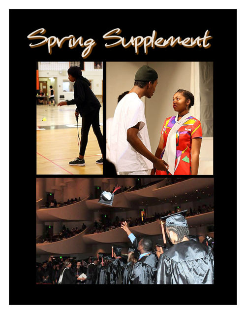 Spring Supplement 2016