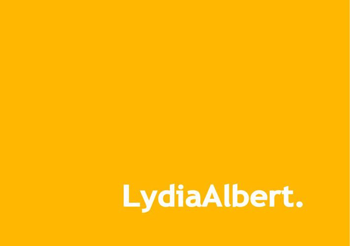 Lydia Albert Porfolio 2015a