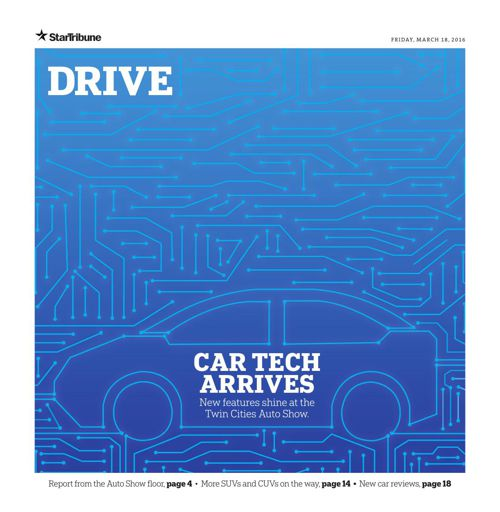 Drive - March, 2016