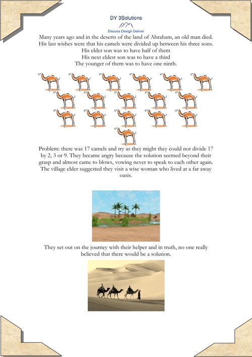 Finding Camel 18