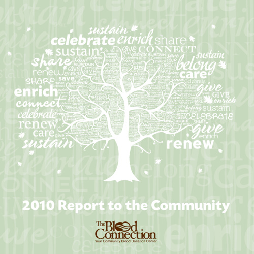 The Blood Connection 2010 Annual Report