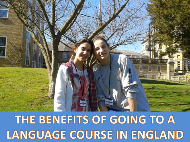 The Benefits of a Language Course in England