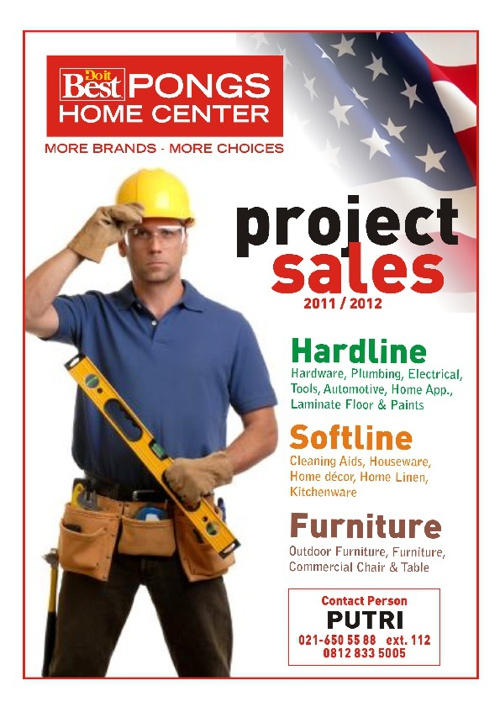 Project Sales Do It Best Pongs Home Center