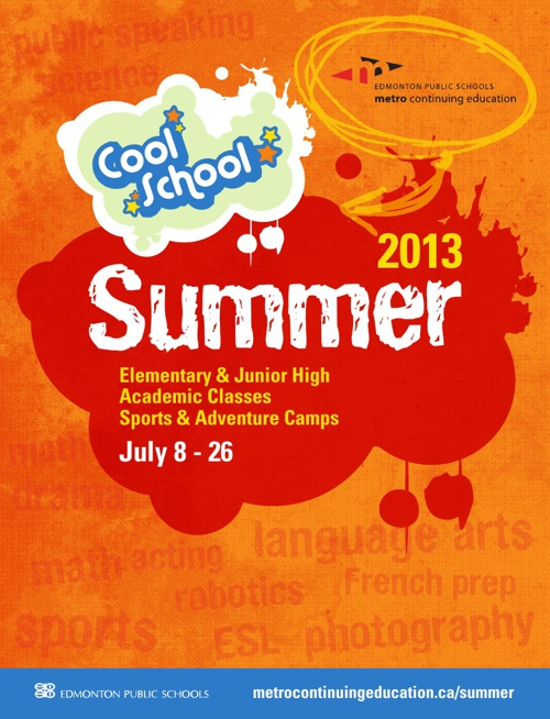 Summer Cool School 2013
