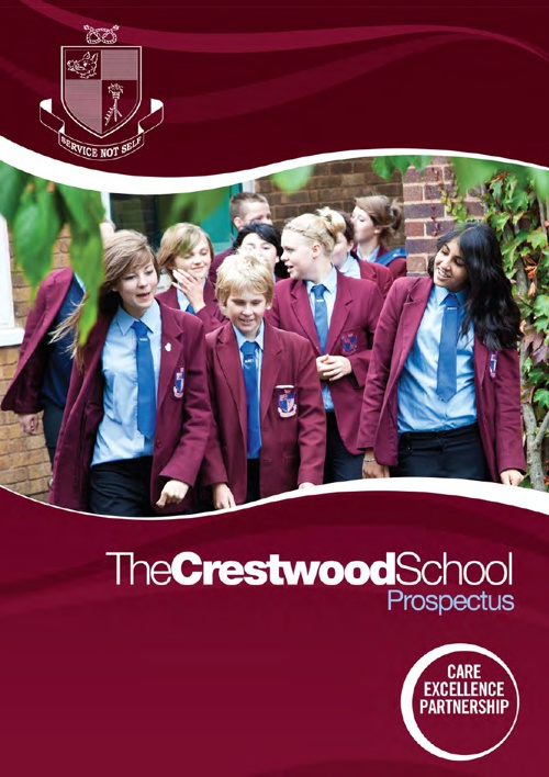 The Crestwood School - Prospectus