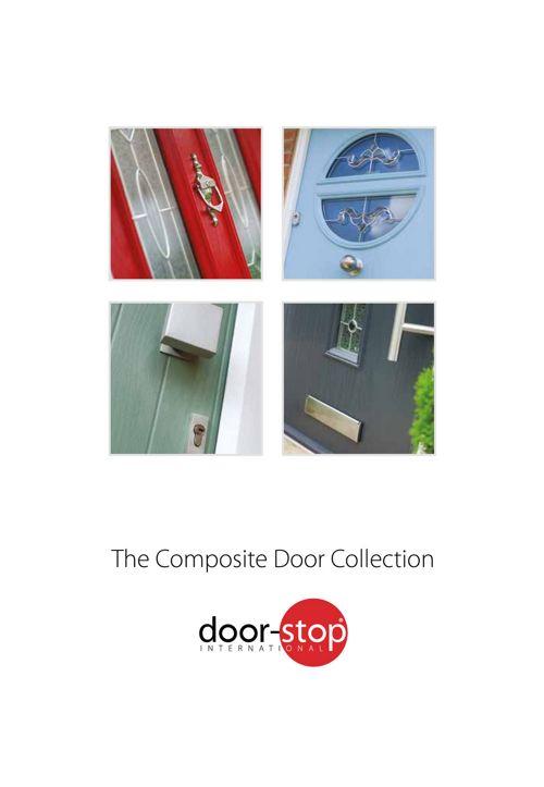 doorstop composite door brochure
