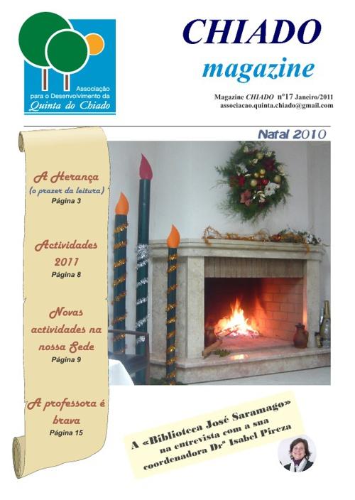 Chiado Magazine nº17