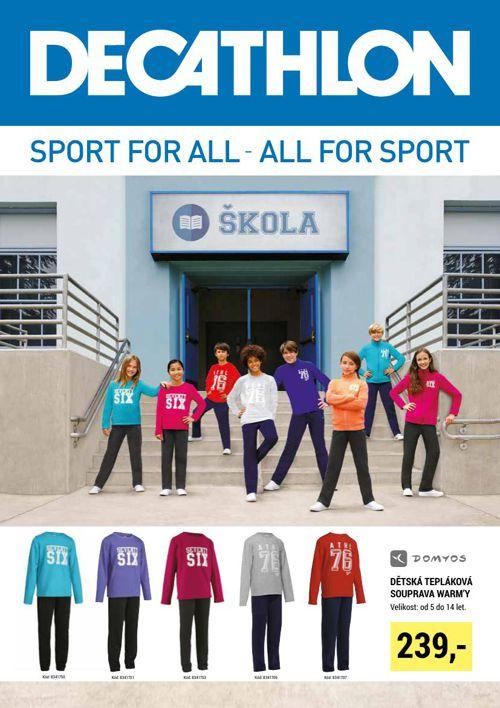 Nový sportovní rok!