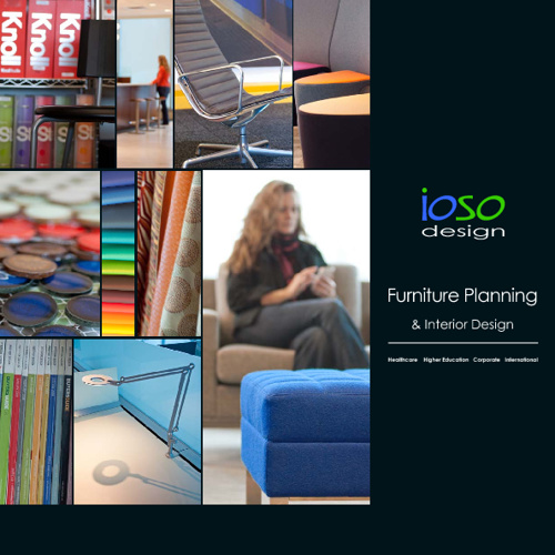 ioso design marketing brochure