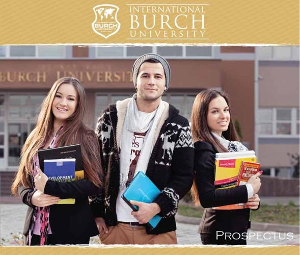 International BURCH University | PROSPECTUS