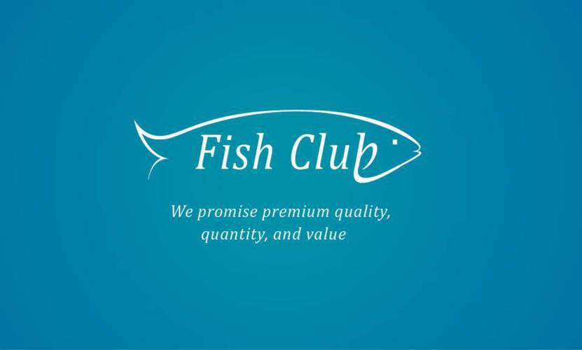 Fish Club menu
