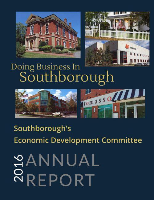 Southborough EDC Annual Report 2016