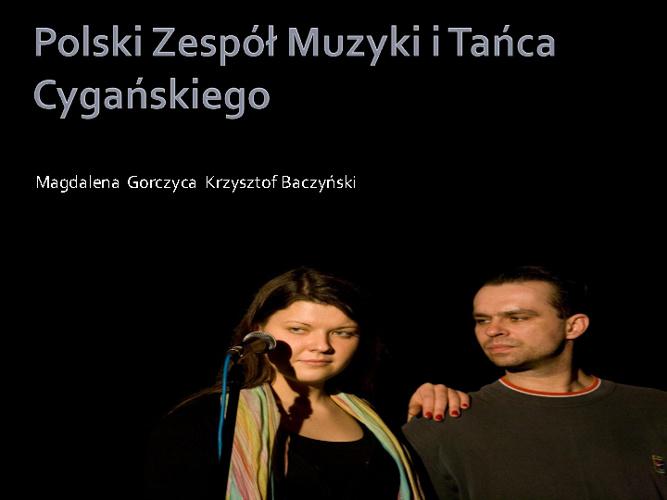 Polski Zespół Muzyki i Tańca cygańskiego