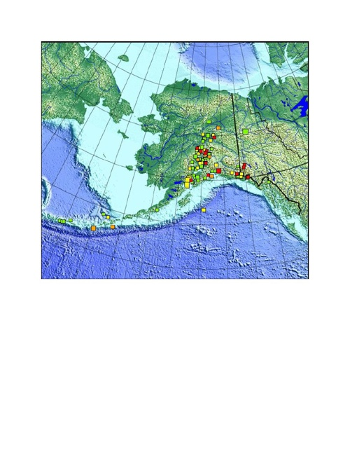 Alaska's Earthquakes