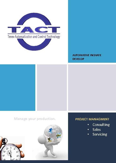 TACT 2007 Ltd. Brochure