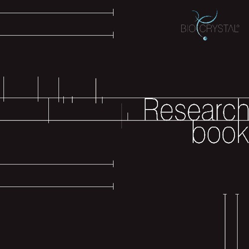 Biocrystal® Research book