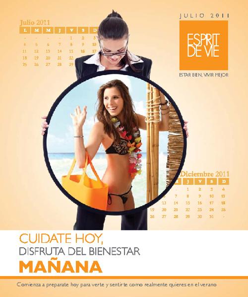 Catálogo Julio 2011