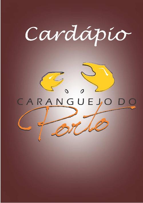 Cardápio Caranguejo do Porto