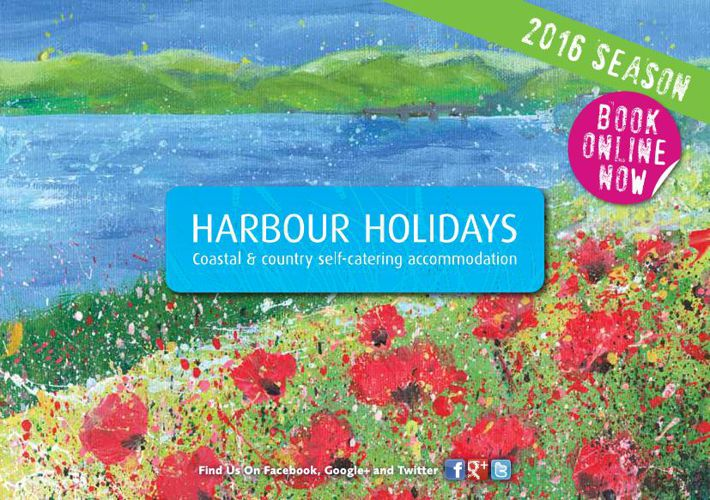 2016 Harbour Holidays Brochure