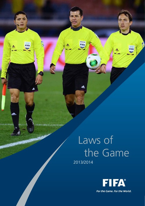 Football - Laws of the game