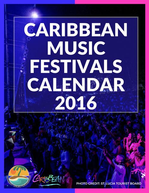 CTO Caribbean Music Festivals Calendar 2016