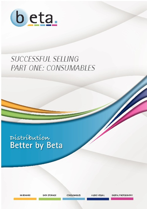Successful Selling - Consumables