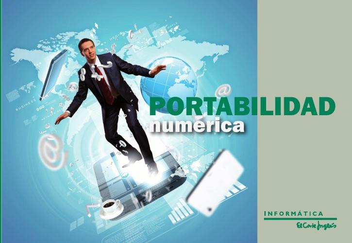 IECISA, portabilidad numérica